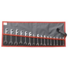Facom FM-34.JL16T 16Pc 15-75 Angle Open End Wrench Set