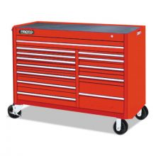 """Proto 455743-13RD Red 13 Drawer Workstation 57X43"""""""