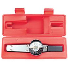 """Proto 6181F 3/8"""" Drive Dial Torque Wrench 600 In Lb"""
