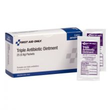 Pac-Kit 12-725 .5 Gm Triple Antibiotic (25 EA)