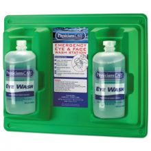 First Aid Only 90502-001 Eyewash Station  Double32 Oz. Bottle (6 EA)