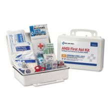 First Aid Only 90562 25 Person First Aid Kit Ansi A   Plastic Case