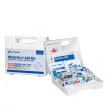 First Aid Only 90588 25 Person First Aid Kt Ansi A  Pl Ca W/Dividers