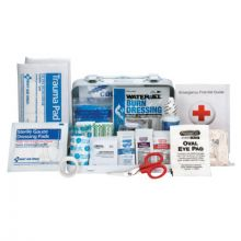 First Aid Only 90755 10 Person Bulk Ansi A  Metal