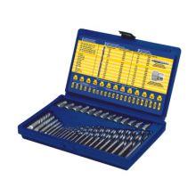 Irwin Hanson 11135ZR 35-Pc. Screw Extractor/Drill Set