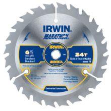 Irwin Marathon 14029 6-1/2In X 24T Framing/Ripping 5/8In Arbor - Card (1 EA)