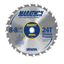 """Irwin Marathon 24233 10"""" 24 Tooth Marathon Plus Saw Blade (5 EA)"""