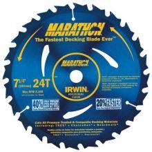Irwin Marathon 14130 7 X 1/4 Marathon Deck Ci (5 EA)