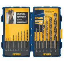 Irwin 316015 15 Piece Cobalt Drill Bit Set