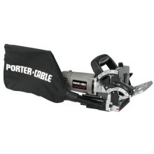 """Porter Cable 557 Deluxe Plate Joiner Kitw/2"""" & 4"""" Blades"""