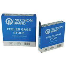 "Precision Brand 19735 19H30 .030 1/2"" Feeler Gage (25 FT)"