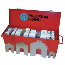 Precision Brand 42996 All-In-One Master Slotted Shim Asst 300/P