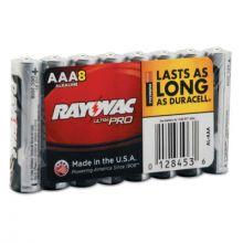 Rayovac ALAAA-8J 00045 Aaa Industrialalkaline Ba (8 EA)