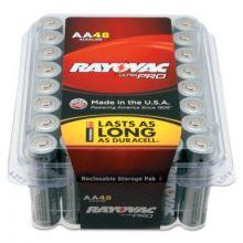 Rayovac ALAA-48PPJ Alkaline Size Aa  48 Pack (48 EA)