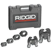 "Ridgid 28048 V1/C1 Combo Kit 1/2""- 3/4""- 1""- 1 1/4"" Ring"