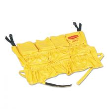 Rubbermaid Commercial 2642-YEL Brute Caddy Bag