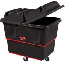 Rubbermaid Commercial 4720-BLA 20 Cu Utility Truck