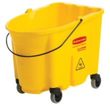 Rubbermaid Commercial 7570-88-Y 26-35Qt Brute Mop Bucket