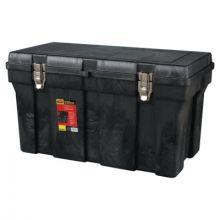 "Rubbermaid Commercial 7804-00-BLA 36"" Durable Tool Box Black"