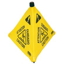 Rubbermaid Commercial 9S00 Floor Safety Sign