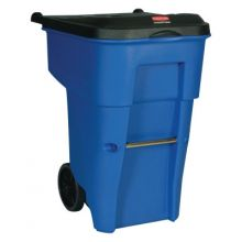 Rubbermaid Commercial 9W21-73-BLUE Brute Rollout Container