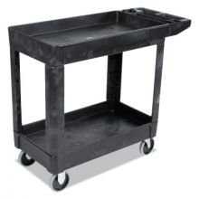Rubbermaid Commercial FG450089BLA Hd Utility Cart