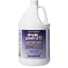 Simple Green 3410001230532 Sg Pro5 One-Step Disinfectant- 32Oz (12 BO)