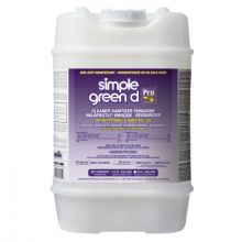 Simple Green 3400000130505 Sg Pro5 One-Step Disinfectant- 5 Gal