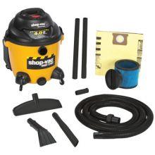 Shop-Vac 962-50-10 10 Gal. 4 Peak Hp Wet/Dry Vacuum