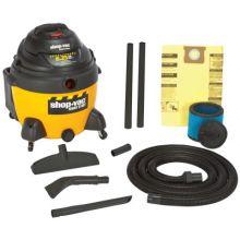 Shop-Vac 962-52-10 16 Gal. 6.25 Peak Hp Wet/Dry Vacuum
