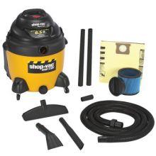 Shop-Vac 962-53-10 18 Gal. 6.5 Peak Hp Wet/Dry Vacuum