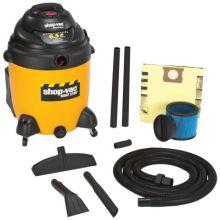 Shop-Vac 962-54-10 22 Gal. 6.5 Peak Hp Wet/Dry Vacuum