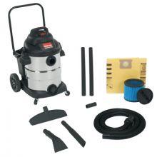 Shop-Vac 9626510 10 Gal. 6.5 Peak Hp Stainless Carted Wet/Dry Vac