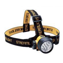 Streamlight 61052 Septor Led Headlamp Withrubber & Elastic Straps