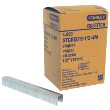 Bostitch STCR50199/16-4M Staple-5019-7/16Cn-9/16-Galvanized 4-032/Box