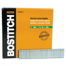 "Bostitch SX50351G Staple 5035 7/32"" Cn 1""Gal 5000 Per Box"