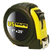 "U.S. Tape 52717 3/4"" X 16'/5M English/Metric Pro Tape Measure"