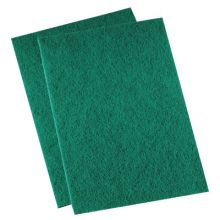 Premiere Pads 196 Med Duty Scrubber Thi -Green (20 EA)