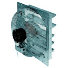"Tpi Corp. CE24-DS 24"" Direct Drive Shuttermounted Exhaust Fan"