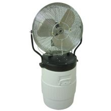 "Tpi Corp. PM-18FO 18"" Fan And Pump Lid Power Mister"