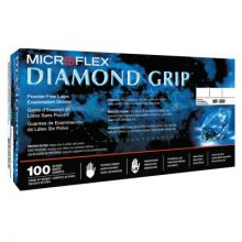 Microflex MF-300-S Diamond Grip Pf Latex Exam Small (100 EA)