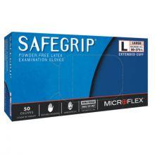 Microflex SG-375-L Safegrip Pf Latex Exam Large (50 EA)