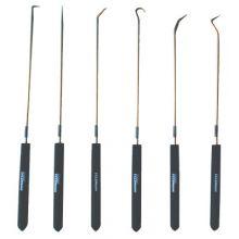 "Ullman CHP6-L Ul Chp6-L 9-3/4"" Long 6Piece Hook & Pick Set"