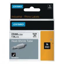 "Dymo/Rhino 1805443 Rhino 1"" White Heat Shrink Tubes (1 EA)"