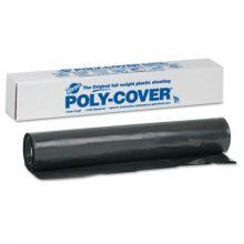 Warp Brothers 4X40-B 4Mil 40X100 Black Polycover