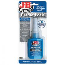 J-B Weld 24236 J-B Perm-A-Lock 36Ml. Blue Threadlocker (1 EA)