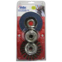 Weiler 36099 Vp Mini-Grinder Kit (5 EA)