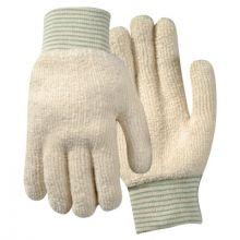 Wells Lamont 1966 Heavy Weight 100% Cottonterry Glove (12 PR)