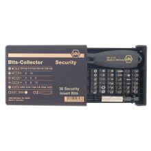 Wiha Tools 71990 39 Pc. Security Bits Collector Set