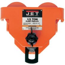 "Jet 252030 Pt-3 3 Ton Plain Trolleyfits 4""-8"" I-Beam"